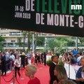 Le photocall de la soirée d'ouverture du Festival télé de Monte-Carlo