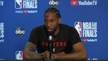 Kawhi Leonard Gave Some Words Of Advice To Kevin Durant On Achilles Recovery Process - NBA Finals