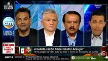 Legion Extranjera Entrevista a Nestor Araujo Seleccion Mexicana Copa Oro y Copa America