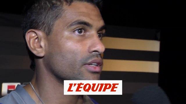 Fofana «Je peux savourer le fait d'être debout» - Rugby - Top 14 - Clermont