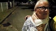 Les Obama à Avignon : Claudine qui est venue de Montfavet était particulièrement déçue
