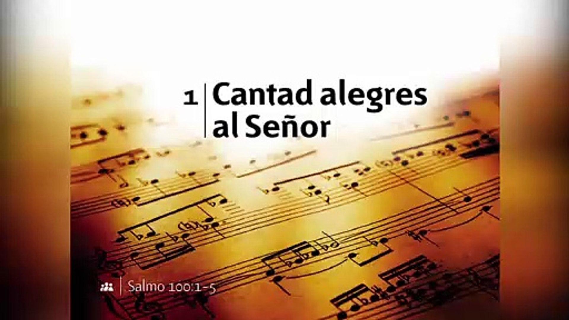 Himno 1: Cantad alegres al Señor - Himnario Adventista [Pista]