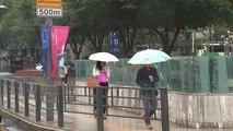 [날씨] 주말, 중부·영남 오후 비...돌풍·벼락 / YTN