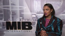 Chris Hemsworth and Tessa Thompson Team Up for Men in Black: International