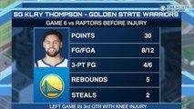 Time to Schein: Klay Thompson is a true Warrior