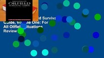Full E-book  Oilfield Survival Guide, Volume One: For All Oilfield Situations  Review
