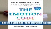 Full version  Emotion Code, The  Best Sellers Rank : #3