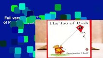 Full version  The Tao of Pooh Complete