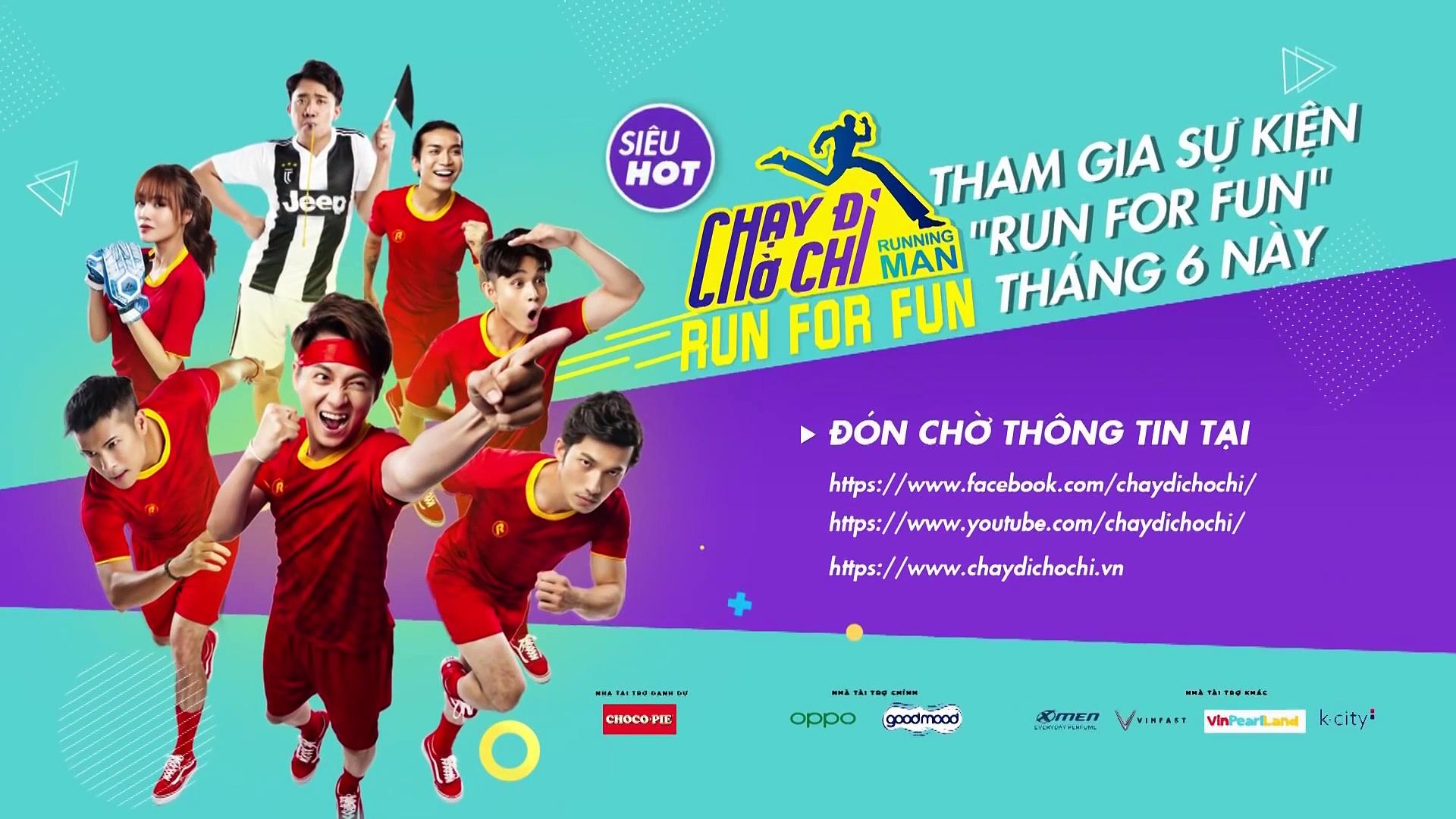 Hiền Hồ tham gia Running Man