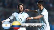 Argentina vs Colombia 3-0 Extended Highlights - All Goals - LAST MATCHES