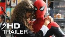 "SPIDER-MAN: Far From Home Tribute Trailer (2019) ""Don't Wanna Go"" Tom Holland, Zendaya Marvel Movie"
