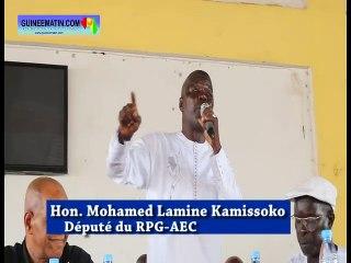 Mohamed Lamine Kamissoko accuse le FNDC de préparer un coup d'Etat militaire contre Alpha Condé