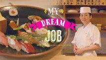 My Dream Job: How a female sushi chef sliced through the glass ceiling