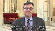 Compétence de la Collectivité européenne d'Alsace - Projet de loi - Vendredi 14 juin 2019