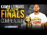 Kawhi Leonard Full 2019 NBA Finals Highlights vs Warriors - FiNALS MVP- - 60 FPS - FreeDawkins
