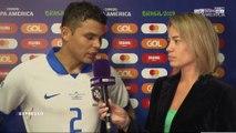 """Thiago Silva : """"Rester les pieds sur terre"""""""