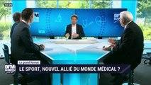 Le grand format: Le sport, nouvel allié du monde médical ? - 15/06
