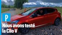 Nous avons testé la nouvelle Renault Clio  5