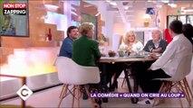 C à Vous : L'énorme fou rire de Marilou Berry (Vidéo)