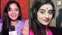 शुभी शर्मा ने अक्षरा सिंह की गायकी पर क्या कहा ?