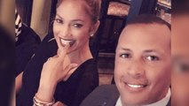 Jennifer Lopez Throws Shade On Ex Husbands Talking About A-Rod Wedding