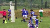REPLAY GAMES 1 - RUGBY EUROPE U18 MENS SEVENS TROPHY 2019 - ZAGREB