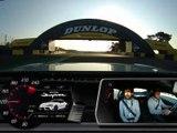 Un tour du Circuit des 24 Heures du Mans en Toyota Supra