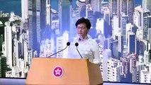 """Hong Kong: un """"travail d'explication pas suffisant"""""""