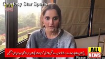 Sania Mirza Comments Over Pak India 16th June World Cup Match   Cricket News   World Cup 2019   Pak Vs India