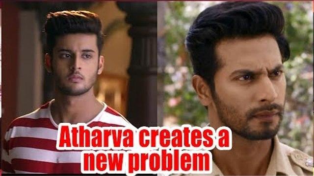 Tujhse Hai Raabta: Atharva creates a new problem for Malhar