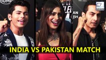 TV Celebs Excited For India VS Pakistan Match