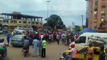 Conakry: des opposants au 3ème mandat manifestent à Matam…