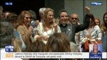 Laura Smet s'est mariée religieusement au Cap-Ferret le jour de l'anniversaire de son père