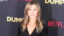 Jennifer Aniston Discusses Steve Carrell's Silver Fox Strut