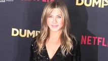 Jennifer Aniston Discusses Steve Carrell's Silver Fox Strut