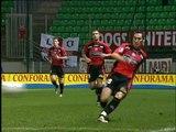 30/11/02 : Frédéric Piquionne (35')  : Rennes - Lille (5-1)