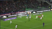 25/09/12 : Romain  Alessandrini (75') : Rennes - Lille (2-0)