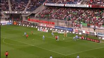 26/04/08 : Mickaël Pagis (33') : Rennes - Strasbourg (3-0)