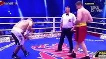 Tony Yoka affrontera Alexander Dimitrenko, boxeur russe très expérimenté, pour son retour sur les rings AJB