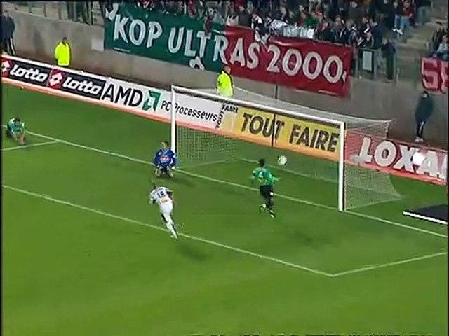19/10/02 : Frédéric Piquionne  (41') : Sedan - Rennes (1-3)