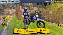 """Trial Xtreme 4 Ver 2.8 Russia Map """"Motor Bike Games""""  - Motocross Racing - Android Gameplay FHD"""