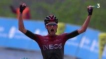 Critérium du Dauphiné : Wout Poels s'impose à Pipay au terme d'une étape dantesque