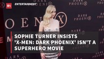 Sophie Turner Makes A Statement About 'Dark Phoenix'