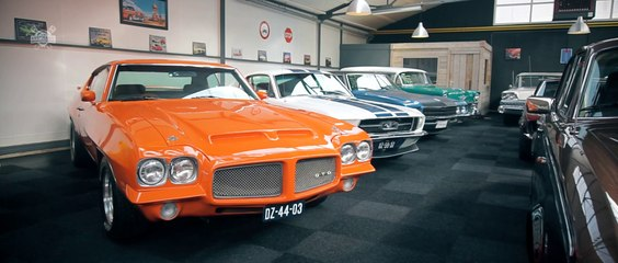 Auto Magic | Classic & Muscle Cars | Showroom Special