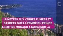 PHOTOS. Charlène de Monaco au 24h du Mans : elle a troqué ses robes à fleurs pour un look de motarde chic !