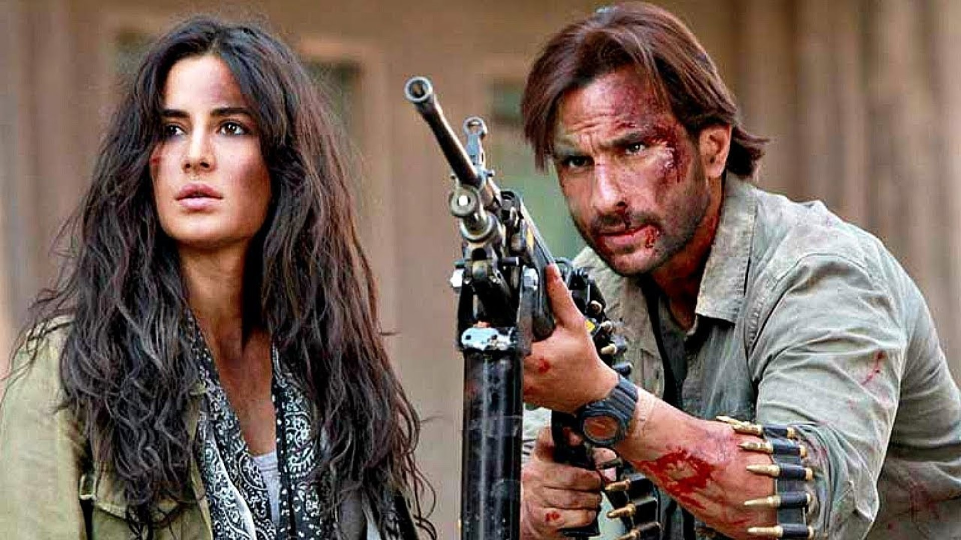 Saif Ali Khan Latest Action Hindi Full Movie - Katrina Kaif, Kabir Khan