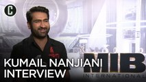 Men in Black International: Kumail Nanjiani Interview