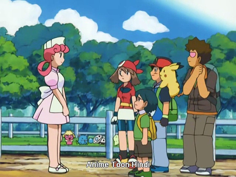 Pokemon season 9 episode 14 in hindi 14  Pokemon Battle Frontier - 14 HINDI