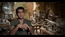 "Men In Black: International: Kumail Nanjiani ""Pawny"" Behind the Scenes Interview"