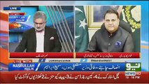 Fawad Chaudhary Telling His Side Of Story On Slaping Sami Ibrahim..